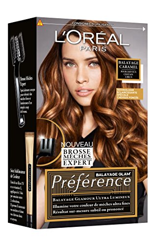 preference-loreal-paris-kit-meches-et-balayage-pour-cheveux-chatains-a-bruns-caramel