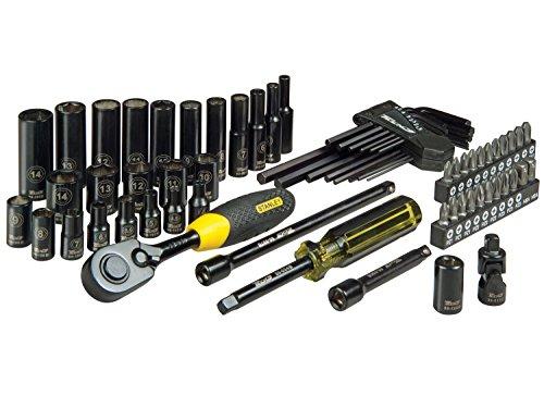 DeWalt Tech3 1/4 Zoll Stechschlüssel-Set 66-teilig, STHT0-72653 - 3