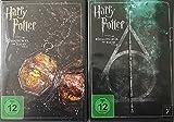 DVD Set * Harry Potter und die Heiligtümer des Todes - Teil 1+2 * 7.1+7.2