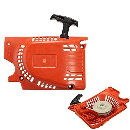 Alamor Retroceso Tirón Comienzo Rojo De Arranque Para La Motosierra China 4500 5200 5800 45Cc 52Cc 58Cc