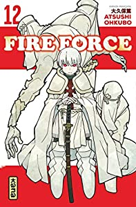 Fire Force Edition simple Tome 12