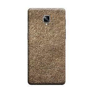 Ebby 3d printed back case cover for OnePlus Three(Premium Designer Case)
