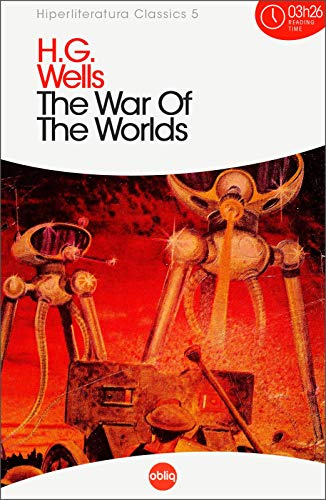 The War Of The Worlds (Hiperliteratura Classics Book 5) (English Edition)
