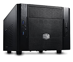 Cooler Master Elite 130 Boîtier PC 'Mini-ITX, USB 3.0, Panneau latéral en maille' RC-130-KKN1