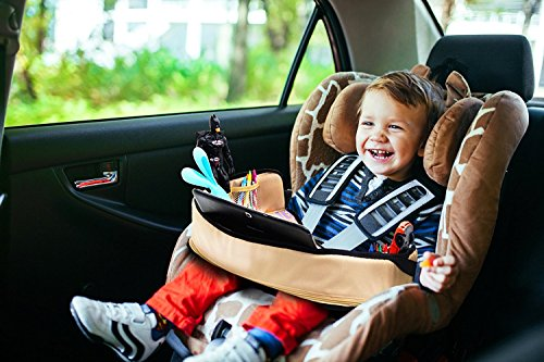 Toddler Car Seat Travel Tray By DMoose 16 Inch 13