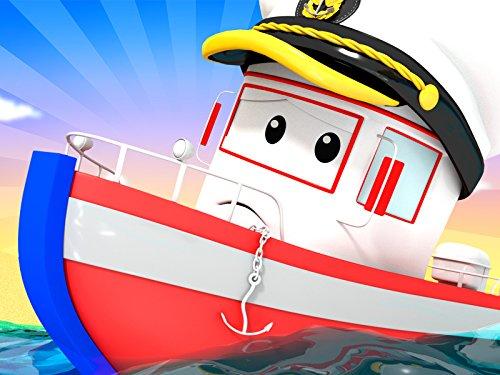 Das Boot und Tom der Abschleppwagen (Team Umi)