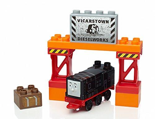 Mega Bloks Thomas & Friends edificable Motor Set -