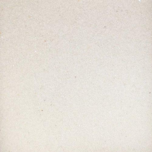 All Pond Gravel Aquarium Solutions, Sabbia per Acquario  0,8 - 1 mm 5 Kg, bianco