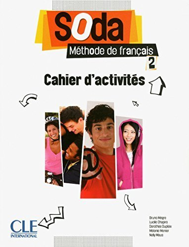 Soda: Cahier d'Activites 2 (French Edition) by Bruno Megre (2013-06-13)