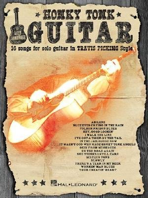 [(Honky Tonk Guitar: 16 Songs for Solo Guitar in