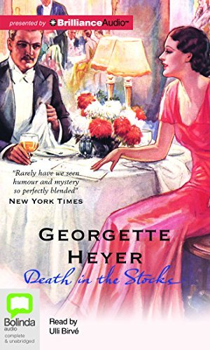 Death in the Stocks (Inspector Hannasyde) by Georgette Heyer (2014-12-30)