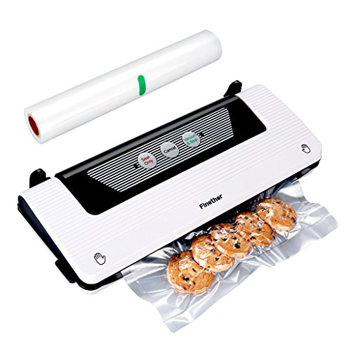 Finether Vacuum Sealer, Machine sous Vide, Machine...