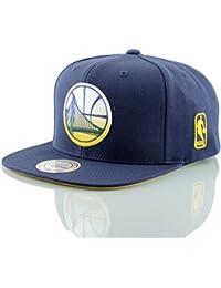 Mitchell & Ness NBA Garient Golden State Warriors Snapback Cap