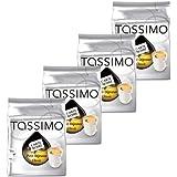 Tassimo Carte Noire Petit Dejeuner Classic, Kaffee, Arabica, Kaffeekapsel, Röstkaffee, 4er Pack, 4 x 16 T-Discs