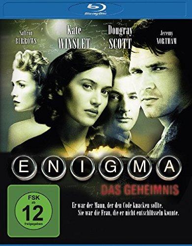 Enigma - Das Geheimnis [Blu-ray]
