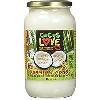 Cocoslove Huile de Coco Vierge 1 L
