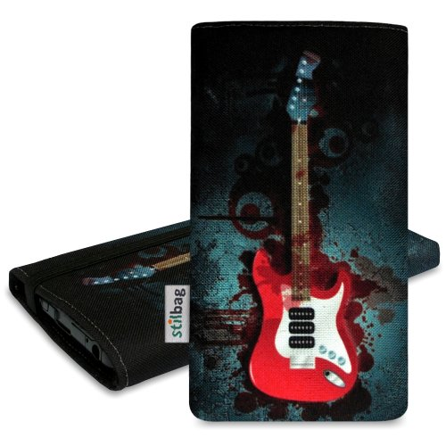 Stilbag Funda 'MIKA' para Samsung Galaxy Young 2   Diseño: Bloody Guitare