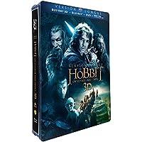 Le Hobbit : un voyage inattendu - Édition Limitée SteelBook - Blu-ray 3D + 2D + DVD