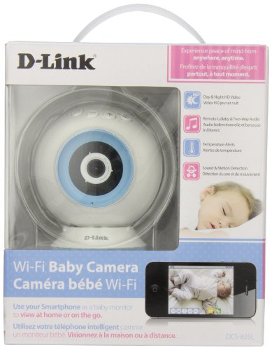 D-link 0790069396366 - Dcs-825l - blanco - video-monitor para bebés