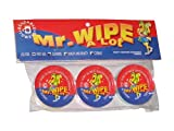 Mr. Wipe a Lot Three Pack Face Cloths(12...
