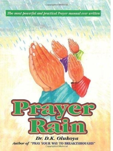 Prayer Rain-Hardcover by Dr D.K. Olukoya (2016-02-01)