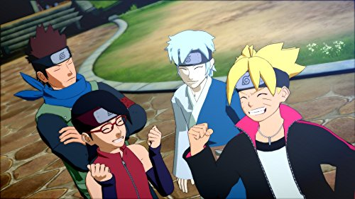 Naruto Shippuden Ultimate Ninja Storm 4: Road to Boruto  screenshot