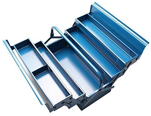 BGS 3300 | Montage-Werkzeugkoffer | 430 x 200 x 200 mm | 5 Fächer