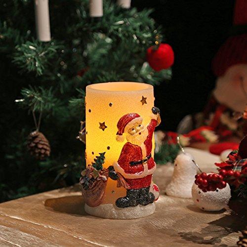 velas de navidad Led velas for Navidad decoraciones regalos,3