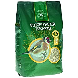 Kew Wildlife Care Collection 2Kg Kew Sunflower Hearts