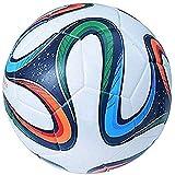 A C Sports Thermoplastic Polyurethane Bundesliga Football Soccer Match Ball, 5 Diameter:26 (Multicolour, ACS -82)