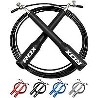 RDX Regolabile Salto Corda Per Saltare Veloce Perdita Peso Pugilato Crossfit Cavo Allenamento Jump Rope