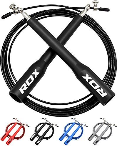 RDX Ajustable Saltar Cuerda Salto Comba Velocidad...