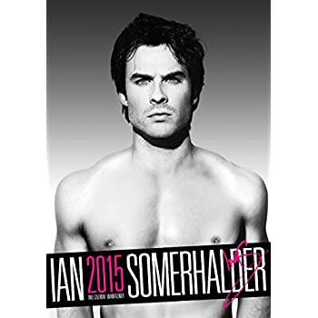 Ian Somerhalder 2015 Calendar [Calendrier]