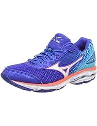 Mizuno Wave Rider 19, Chaussures de Running Compétition Femme