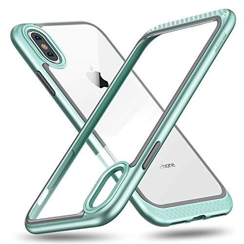ESR Funda para iPhone XS MAX, Marco Resistente con...