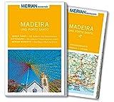 MERIAN momente Reiseführer Madeira Porto Santo: MERIAN momente - Mit Extra-Karte zum Herausnehmen - Beate Schümann