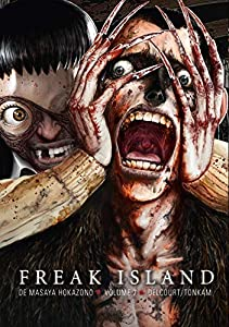 Freak Island Edition simple Tome 7