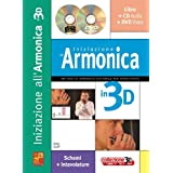 Iniziazione All Armonica in 3D +CD+DVD