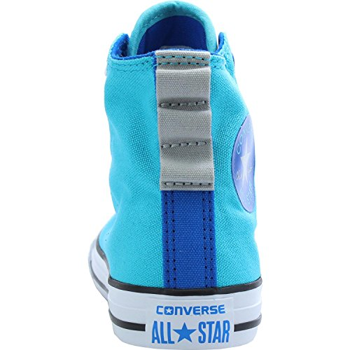 Converse Chuck Taylor All Star Loopholes Junior Fresh Cyan Textile Trainers Fresh Cyan