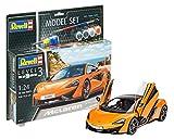 Revell Modellbausatz Auto 1:24 - McLaren 570S im Maßstab 1:24, Level 3,...