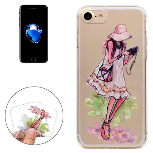 Mobiltelefonhülle - Für iPhone 7 Bestie Muster Soft TPU Schutzhülle ( SKU : Ip7g5351h ) Ip7g5351k