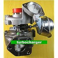 Turbocompresor GOWE para GT1749V turbocompresor para BMW Compact 120 quinquies 320TD 320D 520d E46 2,