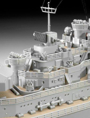 Revell 05040 - Battleship Bismarck - 4