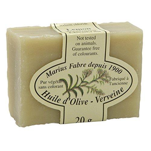 Olivenöl-Seife Duftnote 4 x 20g Gästeseife gemischt - Antimikrobielle Seife