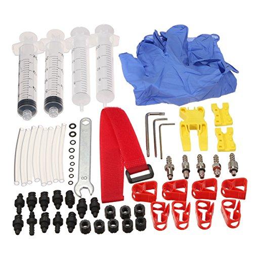 Plat Firm BIKIGHT Fahrrad Hydraulische Scheibenbremse Kit Werkzeug für Shimano TEKTRO MAGURA Zoom Echo
