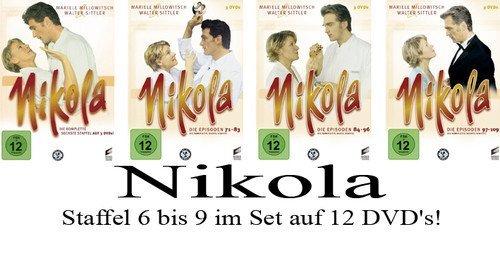 Staffel 6-9 (12 DVDs)