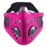 Respro Cinqro Hot Pink - maska antysmogowa-L