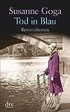 Tod in Blau: Kriminalroman (dtv großdruck)