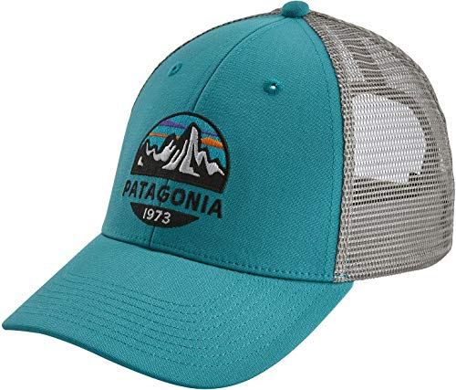 Patagonia Fitz Roy Scope LoPro Trucker Hat, One Size, mako Blue MABL Aus Trucker Hats