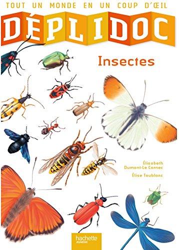 Déplidoc - Insectes par Elisabeth Dumont-Le Cornec
